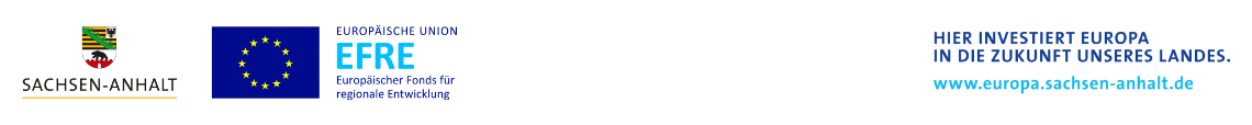 EFRE Logo Entwurf Website
